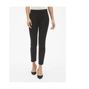 Gap Skinny Ankle Pants Smoothing Pockets 18 c663